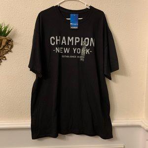 Champion Shirt 🖤